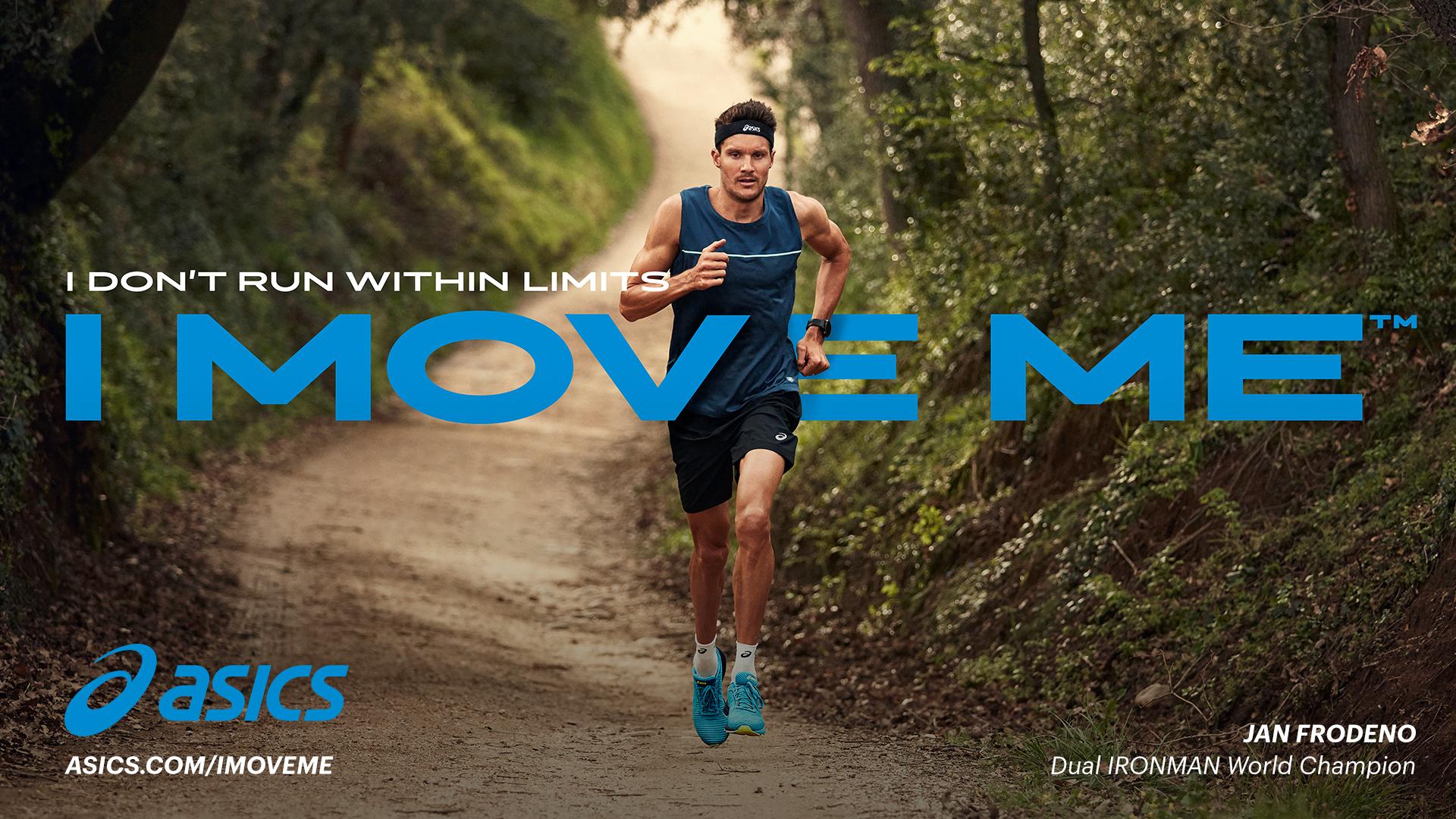 Cuerda fuga espada  ASICS SS18 'I Move Me' Brand campaign - SUPERLARGE